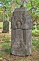 WWI cemetery Merzdorf (old tombstone no 2).jpg