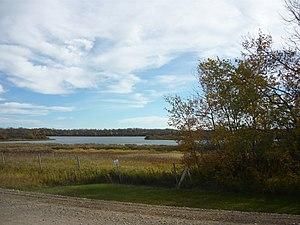 Wakaw Lake - Image: Wakaw Lake Nelson Beach Saskatchewan 2010
