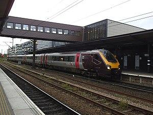 Wakefield Westgate railway station - Wakefield Westgate railway station