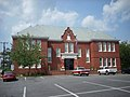 Walhalla Civic Auditorium, 101 E North Broad St, Walhalla (Oconee County, South Carolina).JPG