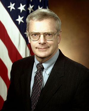 Under Secretary of Defense for Policy - Image: Walter B. Slocombe, Under Secretary of Defense for Policy, official portrait