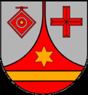 Eisenach, Rhineland-Palatinate - Image: Wappen Eisenach (Eifel)