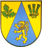 Coat of arms of the local community Goddert