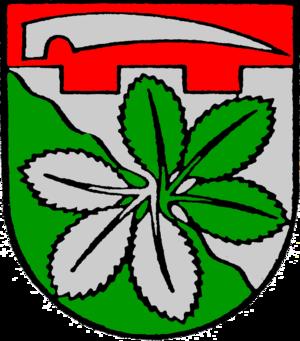 Nieste - Image: Wappen Nieste (Gemeinde)