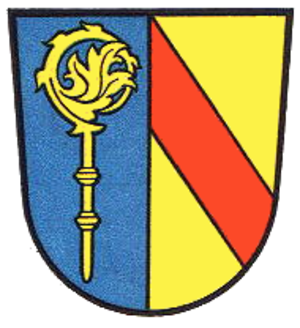Sasbach (Ortenau) - Image: Wappen Sasbach Ortenau