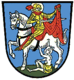 Coat of arms of Waging a.See