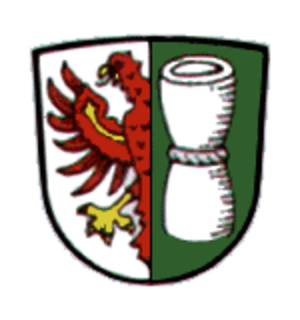 Diespeck - Image: Wappen von Diespeck