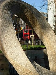 Islington Green War Memorial war memorial in London, England