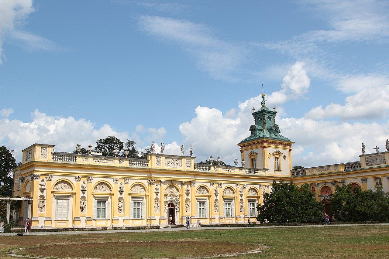 Warsaw-Wilanow Royal Palace 2019 P01.jpg