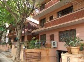 Old Airport Road, Bangalore - Washleigh Manor Apartments Rustam Bagh