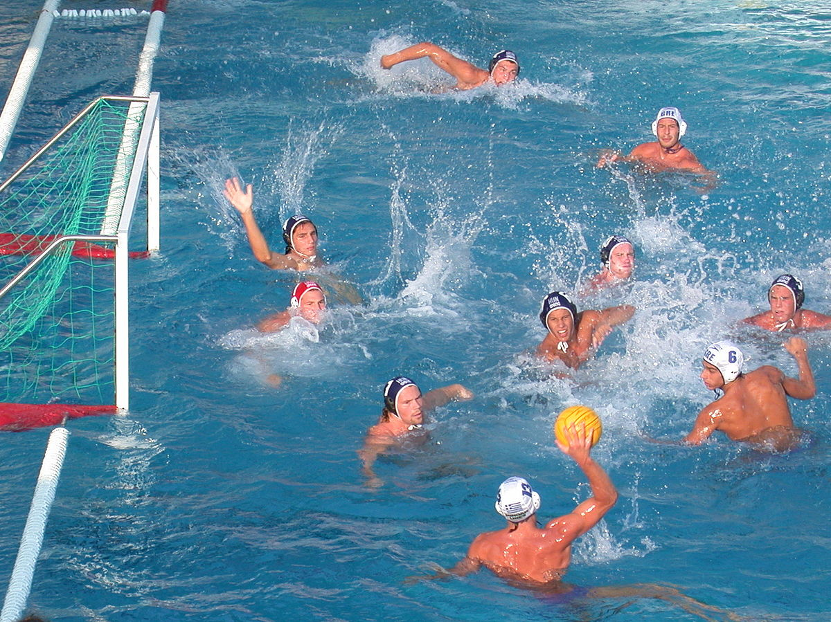 waterpolo wikipedia la enciclopedia libre