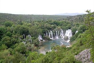 Trebižat (river) - Waterfalls of Kravica, Bosnia and Herzegovina