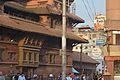 Way to basantapur durbar square.jpg