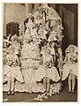 Wedding tableau, Sydney, ca. 1930 - Sam Hood (3918813636).jpg