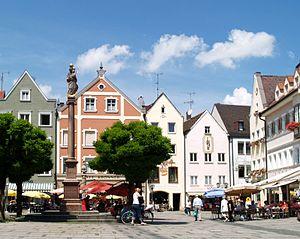 Weilheim in Oberbayern - Weilheim