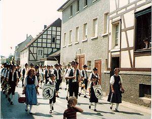 Schützenfest - Balve 1982