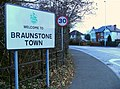Welcome to Braunstone Town - geograph.org.uk - 1060838.jpg