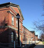 Wellington Barracks Stadacona