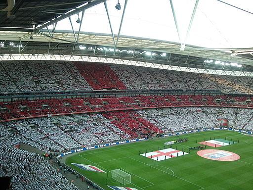 Wembley Flag