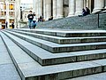 West steps of St. Paul's Cathedral, London-12308216415.jpg
