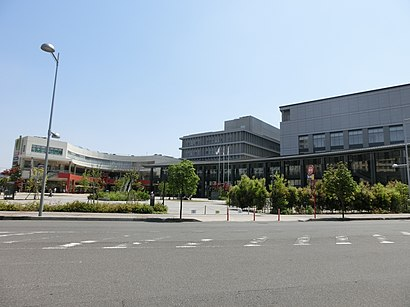 How to get to ウェスタ川越前 with public transit - About the place