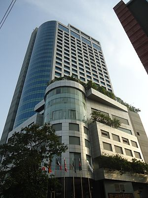 Beximco - The Dhaka Westin property is partly owned by Beximco