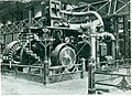 Westinghouse dynamo 1893 fair machinery building.jpg