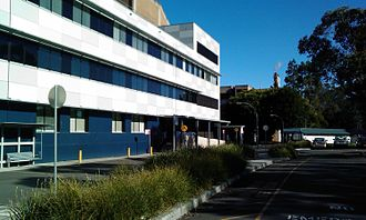 Westmead, New South Wales - Westmead Hospital