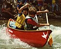 Whitewater canoe race 1981.jpg