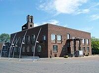 Wieringermeer Gemeentehuis Wieringerwerf.JPG
