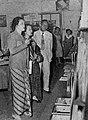 Wife of Muhammad Yamin with Sri Harijati Siagian, Tambahan dan Pembetulan Pekan Buku Indonesia 1954, p68.jpg