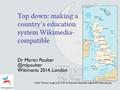 Wikimania 2014 Top down making a country's education system Wikimedia compatible.pdf