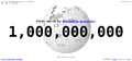 Wikimedia projects edits counter 2010-04-16.png