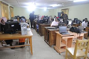 Wikipedia 15 at Fountain University Osun state Nigeria.jpg