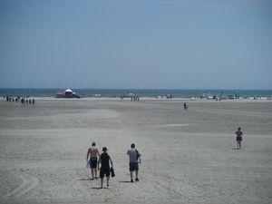 Wildwood, New Jersey - Beach in Wildwood