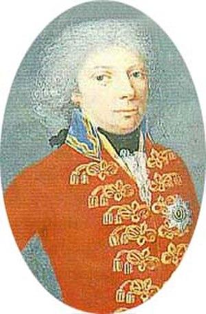 Duke William Frederick Philip of Württemberg - Image: Wilhelm Friedrich von Wuerttemberg
