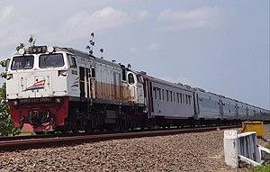 Kereta Api Argo Wilis Wikipedia Bahasa Indonesia Ensiklopedia Bebas