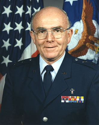William Joseph Dendinger - Dendinger as the 13th Chief of Air Force Chaplains