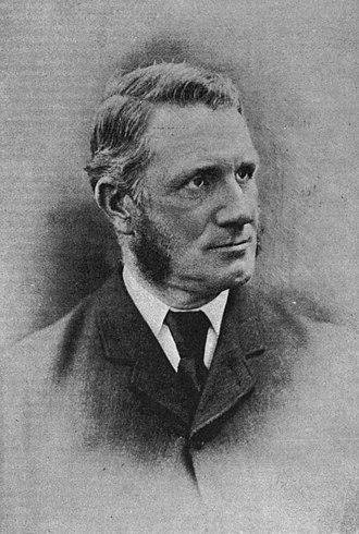 William Arrol - Portrait of William Arrol