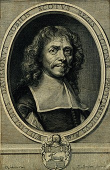 William Davisson. Line engraving by P. Lombart after D. Shu Wellcome V0001490.jpg