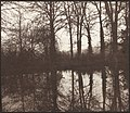 William Henry Fox Talbot - Winter Trees Reflected in a Pond - 2006.4 - Cleveland Museum of Art.jpg