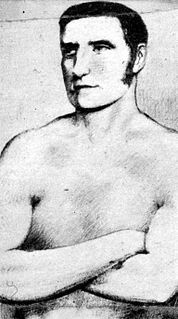 William Thompson (boxer) boxer from England