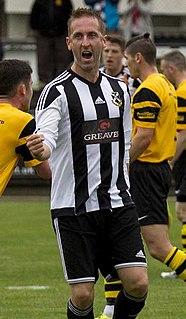 David Winters (footballer) Scottish footballer