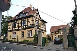 Kirchbergstraße in Bodenheim