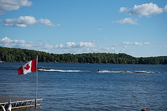 Wollaston, Ontario - Wollaston Lake - Summer