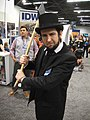 WonderCon 2012 - Abraham Lincoln, Vampire Hunter (6873035546).jpg