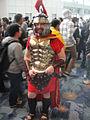 WonderCon 2012 - Roman soldier (6873352774).jpg
