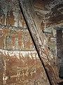 Wooden Church Birth of Virgin Mary in Ieud Deal 2011 - Interior Ladder-1.jpg