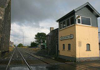Woodlawn railway station