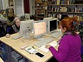 Workshop in project Viki Senior in the Belgrade city Library 07.jpg